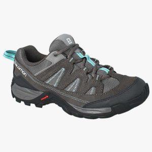 dobre buty trekkingowe do 300zł salomon