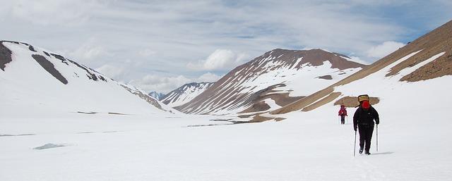 trekking a nordic walking różnice