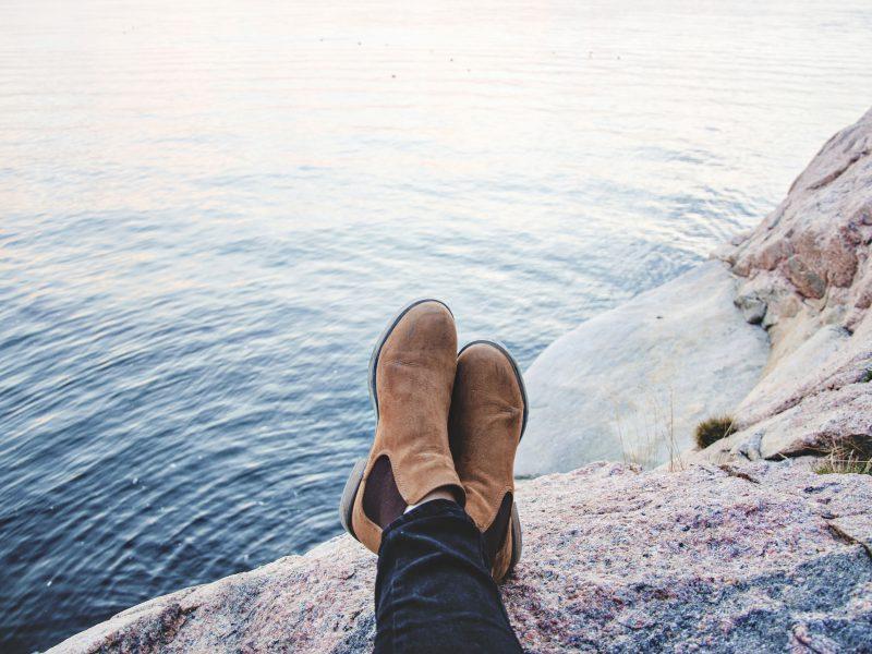 buty materiałowe