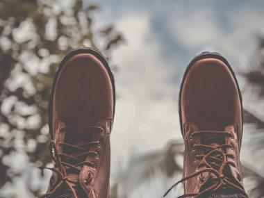buty zimowe z nubuku