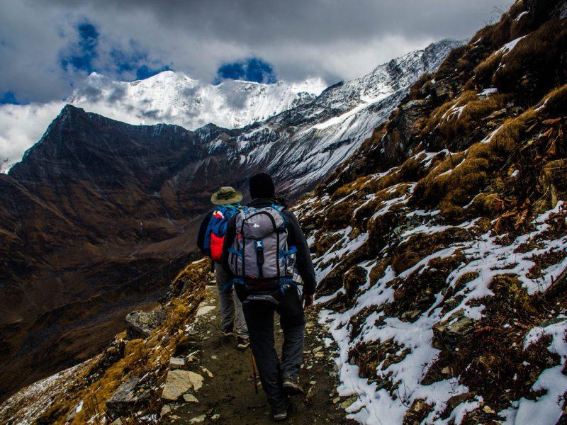 wędrowanie w górach